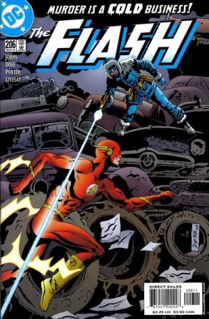 Flash # 206 Issues V2 (1987 - 2009)