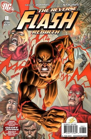 Flash 8 - Reverse-Flash: Rebirth