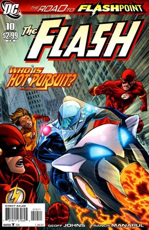 Flash # 10 Issues V3 (2010 - 2011)