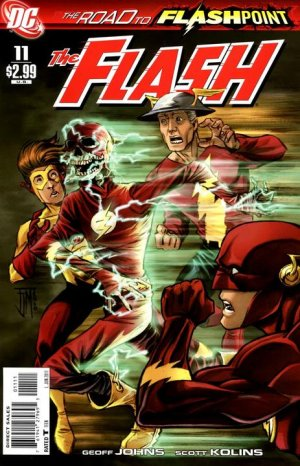 Flash # 11 Issues V3 (2010 - 2011)