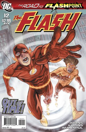 Flash # 12 Issues V3 (2010 - 2011)