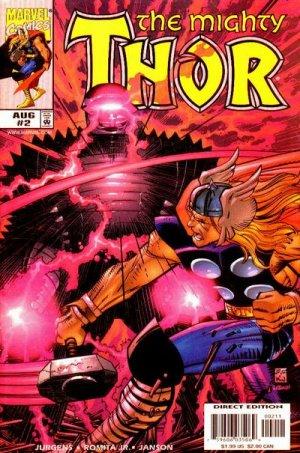 Thor # 2 Issues V2 (1998 à 2004)