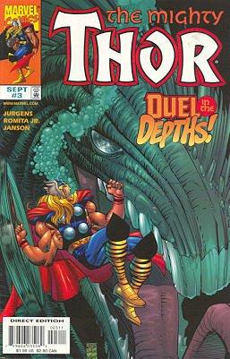 Thor # 3 Issues V2 (1998 à 2004)