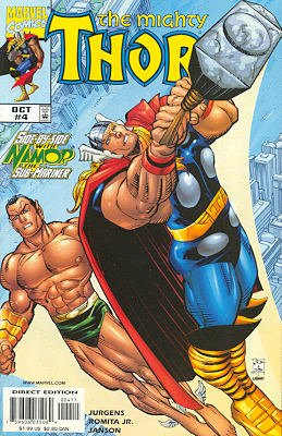 Thor # 4 Issues V2 (1998 à 2004)