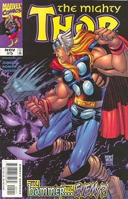 Thor # 5 Issues V2 (1998 à 2004)