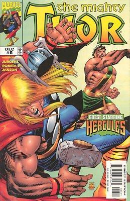 Thor # 6 Issues V2 (1998 à 2004)