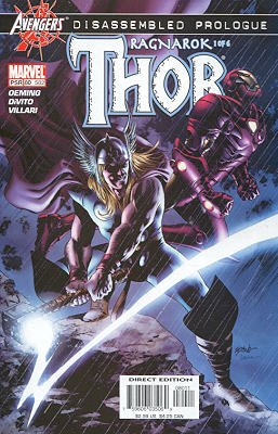 Thor # 80 Issues V2 (1998 à 2004)
