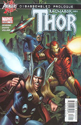 Thor # 81 Issues V2 (1998 à 2004)