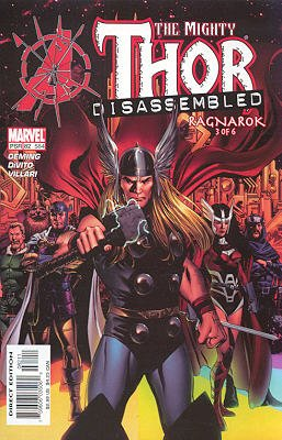 Thor # 82 Issues V2 (1998 à 2004)