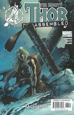Thor # 83 Issues V2 (1998 à 2004)