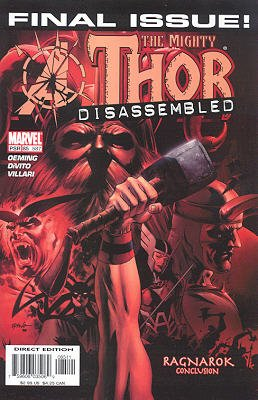Thor # 85 Issues V2 (1998 à 2004)
