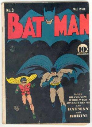 Batman # 3 Issues V1 (1940 - 2011)