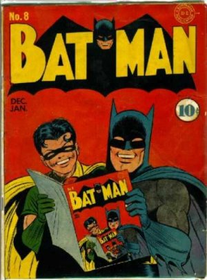 Batman # 8 Issues V1 (1940 - 2011)