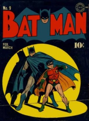Batman # 9 Issues V1 (1940 - 2011)
