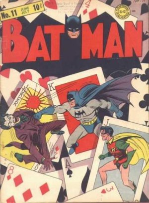 Batman 11 - The Joker's Advertising Campaign