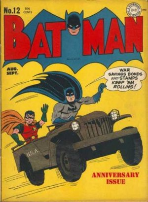 Batman # 12 Issues V1 (1940 - 2011)