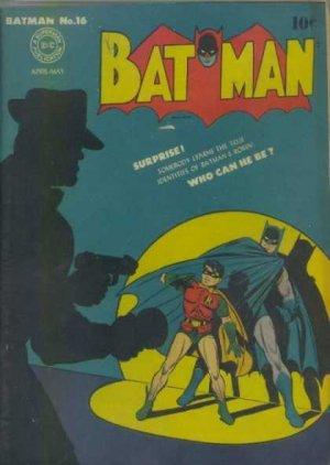 Batman # 16