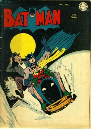 Batman 26 - Twenty Ton Robbery!