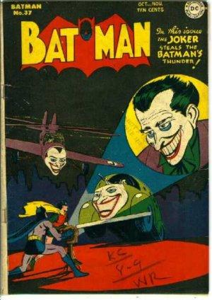 Batman # 37 Issues V1 (1940 - 2011)