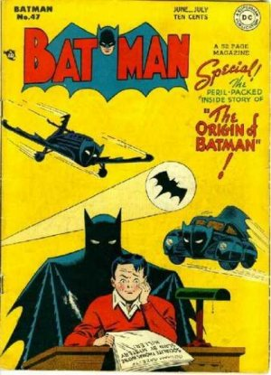 Batman # 47 Issues V1 (1940 - 2011)
