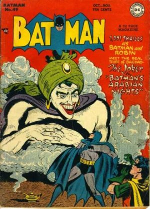 Batman # 49 Issues V1 (1940 - 2011)