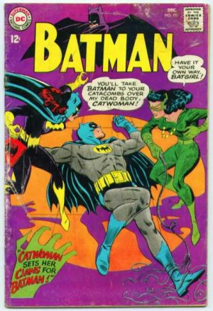 Batman # 197 Issues V1 (1940 - 2011)