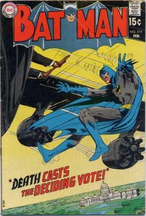 Batman # 219 Issues V1 (1940 - 2011)