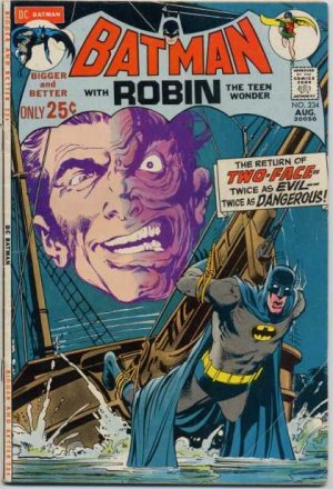Batman # 234 Issues V1 (1940 - 2011)