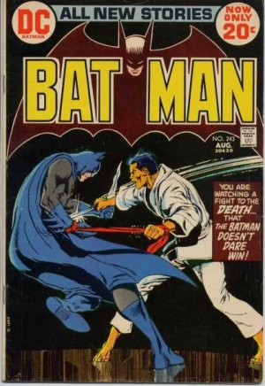 Batman # 243 Issues V1 (1940 - 2011)