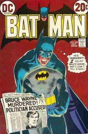 Batman # 245 Issues V1 (1940 - 2011)