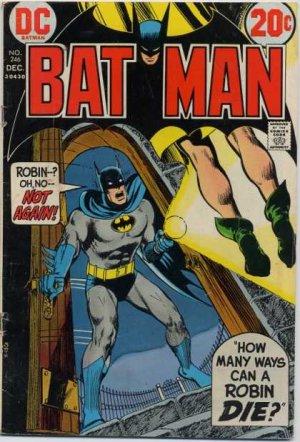 Batman # 246 Issues V1 (1940 - 2011)