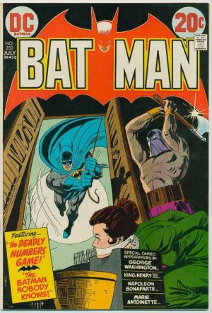 Batman # 250 Issues V1 (1940 - 2011)