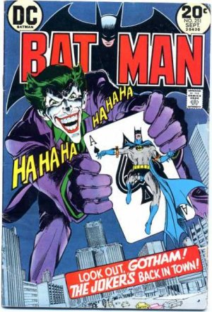 Batman # 251 Issues V1 (1940 - 2011)