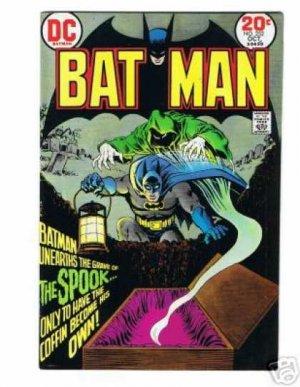 Batman # 252 Issues V1 (1940 - 2011)