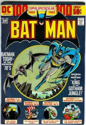 Batman # 254 Issues V1 (1940 - 2011)