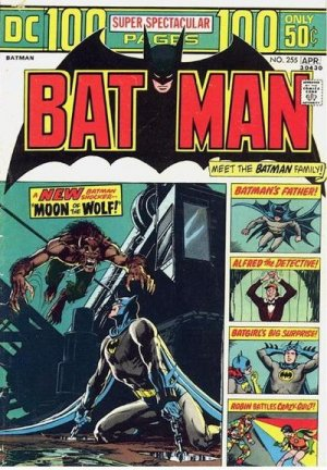 Batman # 255 Issues V1 (1940 - 2011)