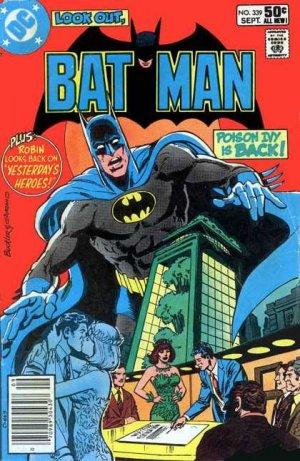 Batman # 339 Issues V1 (1940 - 2011)