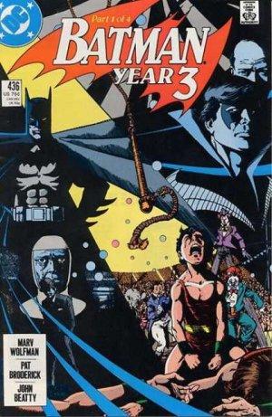 Batman # 436 Issues V1 (1940 - 2011)