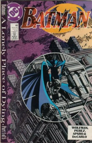 Batman # 440 Issues V1 (1940 - 2011)