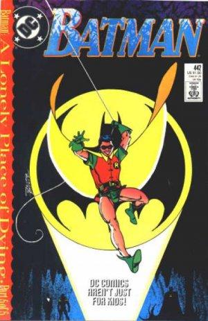 Batman # 442 Issues V1 (1940 - 2011)