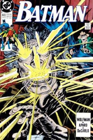 Batman # 443 Issues V1 (1940 - 2011)