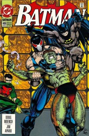 Batman # 489 Issues V1 (1940 - 2011)