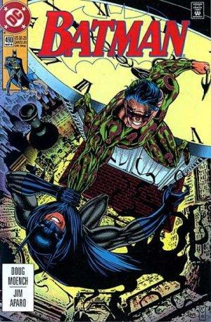 Batman # 490 Issues V1 (1940 - 2011)
