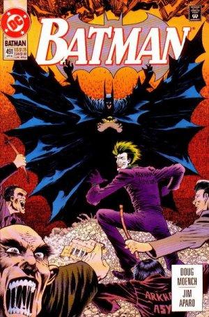 Batman # 491 Issues V1 (1940 - 2011)