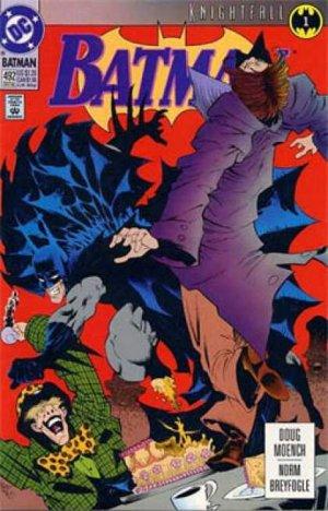 Batman # 492 Issues V1 (1940 - 2011)