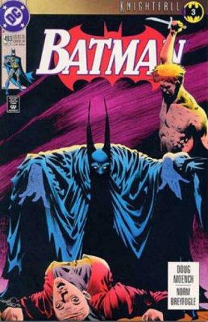 Batman # 493 Issues V1 (1940 - 2011)