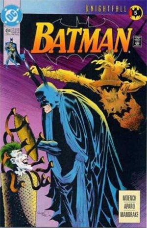 Batman # 494 Issues V1 (1940 - 2011)