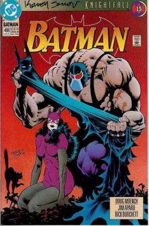 Batman # 498 Issues V1 (1940 - 2011)
