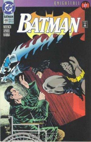 Batman # 499 Issues V1 (1940 - 2011)