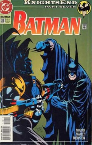 Batman # 510 Issues V1 (1940 - 2011)
